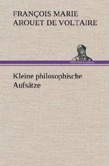 Kleine philosophische Aufsätze