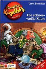Kommissar Kugelblitz, Band 9 - Die schneeweiße Katze