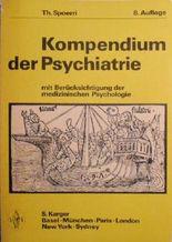Kompendium der Psychiatrie