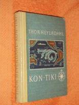 Kon-Tiki. Ein Floss treibt über den Pazifik