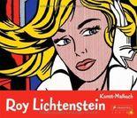 Kunst-Malbuch: Roy Lichtenstein von Tauber. Sabine (2013) Broschiert