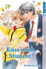 Küss mich, Student! 01