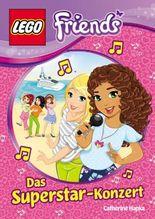 LEGO Friends Band 1 Das Superstar-Konzert