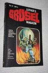 LUTHER´s GRUSEL MAGAZIN (Tb. Nr. 14) Fluch der Zwillinge (mit Comicstory)