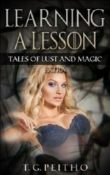 Learning a Lesson: Growing Shadows Extra (Tales of Lust and Magic)
