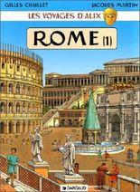Les Voyages d'Alix : Rome, tome 1 : La Cité impériale