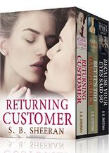Lesbian Collection: Returning Customer, But It's Too Dangerous, Because Your Eyes Said So