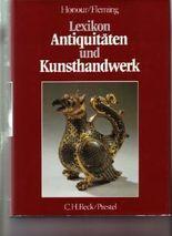 Lexikon Antiquitäten und Kunsthandwerk