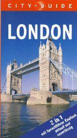 London City-Guide mit Sprachführer Englisch