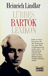 Lübbes Bartok Lexikon