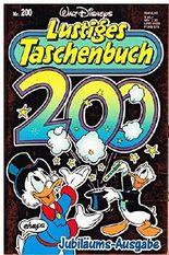 Lustiges Taschenbuch LTB 200 , mit Phantomias, 13.9.1994, 1. Auflage , Walt Disney Comic
