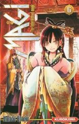 Magi - The Labyrinth of Magic Vol.6 de Ohtaka. Shinobu (2012) Broché