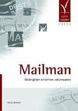 Mailman: Mailinglisten einrichten und verwalten
