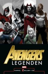 Marvel Exklusiv Sofcover #103: Avengers - Legenden (2013, Panini)