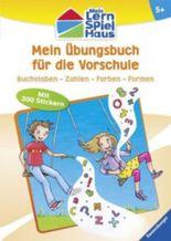 Mein Übungsbuch für die Vorschule
