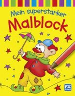 Mein superstarker Malblock