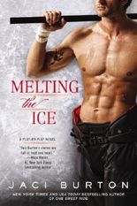 Melting the Ice (A Play-by-Play Novel) by Burton, Jaci (2014) Paperback