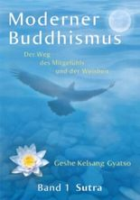 Moderner Buddhismus - Band 1: Sutra