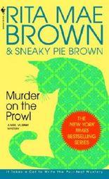 Murder on the Prowl (Illustrated, Bantam)