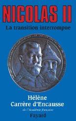 Nicolas II, la transition interrompue : Une biographie politique (Biographies Historiques)
