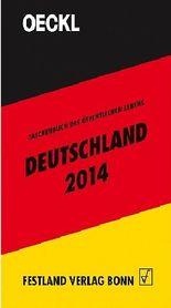 OECKL. Taschenbuch des Öffentlichen Lebens Deutschland 2014