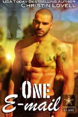 One E-mail: (BBW Romance) (One Soldier Series)