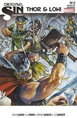 Original Sin Sonderband #2 - Thor & Loki ***Das grösste Verbrechen des Marvel- Universums*** (2015, Panini) ***MARVEL NOW***