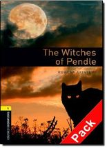 Oxford Bookworms Library: 6. Schuljahr, Stufe 2 - The Witches of Pendle: Reader und CD