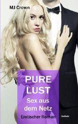 PURE LUST - Sex aus dem Netz - Erotischer Roman