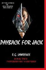 Payback For Jack (Petersburg Vampires)