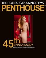 Penthouse: 45th Anniversary Special Edition Collector's Book by Edition Skylight (2014) Hardcover