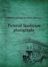 Pictorial landscape photography. Text