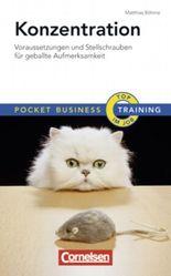Pocket Business - Training / Konzentration