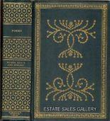 Poems of Byrons Keats & Shelley