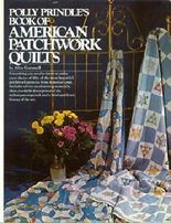 Polly Prindle's book of American patchwork quilts