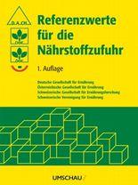 Referenzwerte für die Nährstoffzufuhr