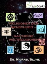 Religionen der Menschheit - Das EBook Weltreligionen (sciebooks)