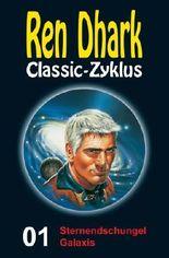 Ren Dhark Classic-Zyklus 1: Sternendschungel Galaxis