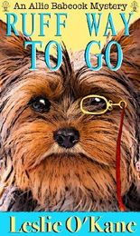Ruff Way To Go (An Allie Babcock Mystery Book 2)