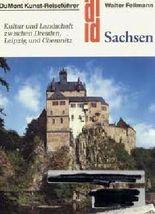 Sachsen. Kunst - Reiseführer