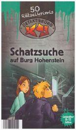 Schatzsuche auf Burg Hohenstein