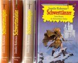 Schwerttänzer Zyklus - Alle 4 Bände - Schwerttänzer, Schwertsänger, Schwertmeister & Schwertmagier.