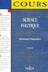 Science politique : Eléments de sociologie politique. Edition 2006