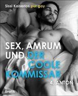 Sex, Amrum und der coole Kommissar: 4. Anton