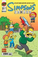 Simpsons Comic #180 (2011, Panini)