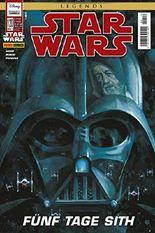 Star Wars, Comicmagazin, Bd. 120: Fünf Tage Sith (Star Wars Comicmagazin)