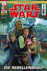 Star Wars, Comicmagazin 122: Die Rebellenbraut (Star Wars Comicmagazin)