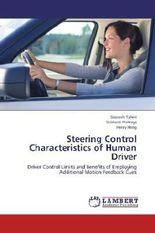 Steering Control Characteristics of Human Driver