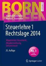 Steuerlehre 1 Rechtslage 2014