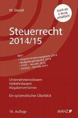 Steuerrecht 2014/15